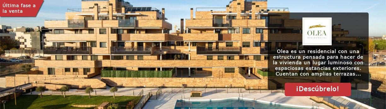 Residencial Olea en la Tenería Pinto- pisos de obra nueva con terrazas amplias y zonas comunes