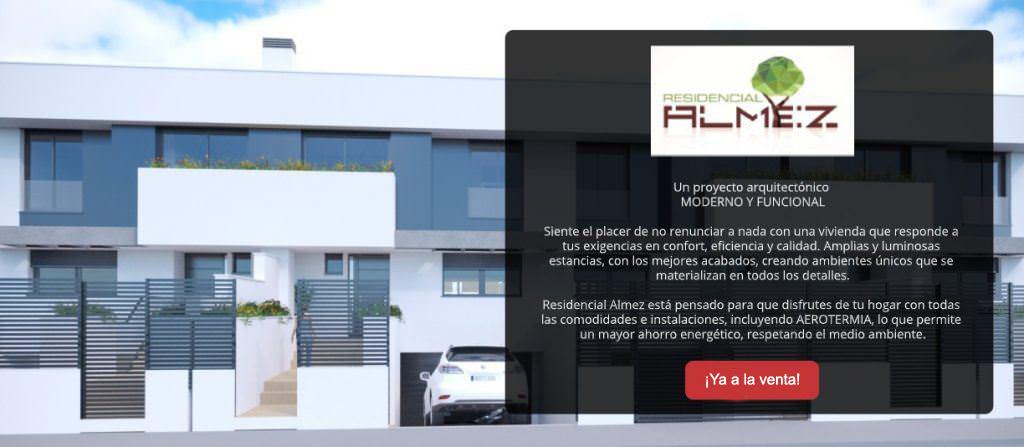 promoción de chalets de nueva construcción en Pinto Residencial Almez en La tenería
